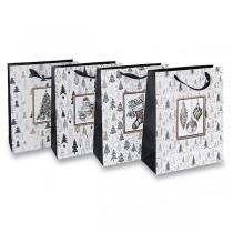 Dárková taška Stromečky 320 x 260 x 120 mm