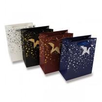 Dárková taška Hvězdy 230 x 180 x 100 mm