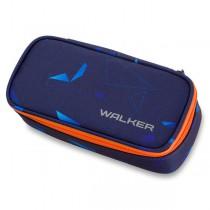 Penál Walker Wizzard Laser Blue