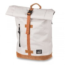 Batoh Walker Roll Up Eco Concept Light Grey