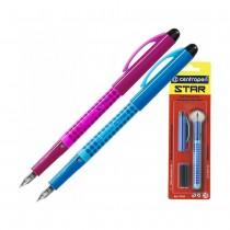 Pero bombičkové Star 2126, mix barva