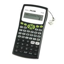 kalkulačka Milan 159110 GRBL vědecká černo/zelená - blistr