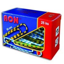 RON - kancelářské sponky aktové - 473/ 50mm/ 25ks