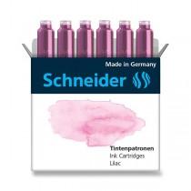 Inkoustové bombičky Schneider, 6 ks fialové