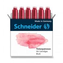 Inkoustové bombičky Schneider, 6 ks vínová