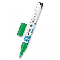 Akrylový popisovač Schneider Paint-It 310 zelená