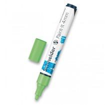 Akrylový popisovač Schneider Paint-It 320 pastelová zelená