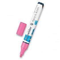 Akrylový popisovač Schneider Paint-It 320 pastelová růžová