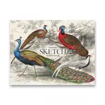 Skicák Shkolyaryk Muse Sketch A4+, 40 listů