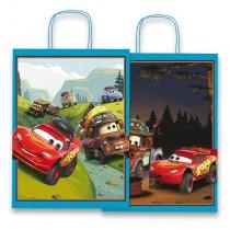 Dárková taška Cars 260 x 120 x 345 mm