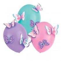 Nafukovací balónky Flutter 3 ks