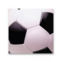 Papírové ubrousky Goal Getter 33 x 33 cm, 16 ks