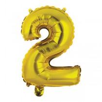 Nafukovací číslice 2