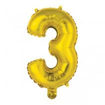 Nafukovací číslice 3