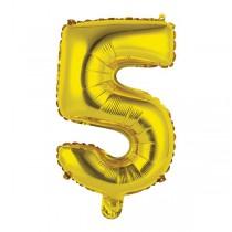Nafukovací číslice 5
