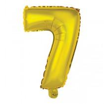 Nafukovací číslice 7