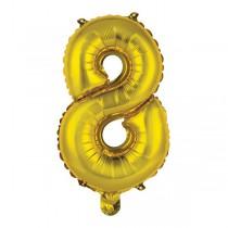 Nafukovací číslice 8
