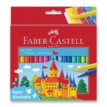 Dětské fixy Faber-Castell Castle 36 barev