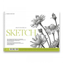 Skicák Shkolyaryk Muse Sketch A4+, 50 listů