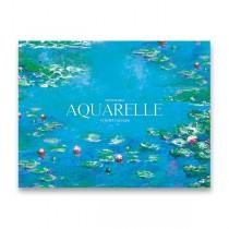Skicák Shkolyaryk Muse Aquarelle A4+, 15 listů
