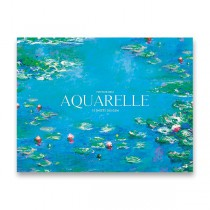 Skicák Shkolyaryk Muse Aquarelle A5+, 15 listů