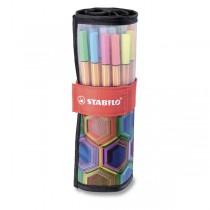 Liner Stabilo Point 88 Rollerset ARTY sada 25 barev