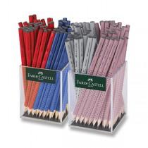 Grafitová tužka Faber-Castell Grip 2001 stojánek, 144 ks