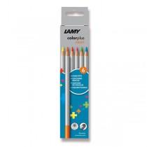 Lamy colorplus neon pastelky, 6 barev