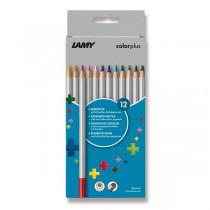 Lamy colorplus pastelky, 12 barev