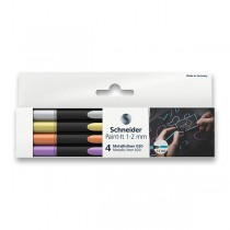 Liner Schneider Paint-it Metallic sada 4 ks
