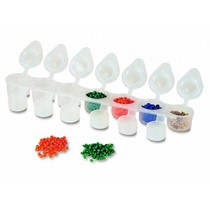 Plastový kelímek - 7 x 6ml
