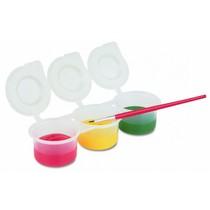 Plastový kelímek - 3 x 75ml