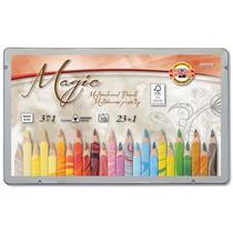 Pastelky Koh-i-noor Magic 3408 - 23 barev + blender