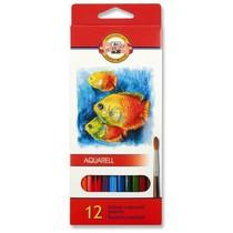 Pastelky KOH-I-NOOR Aquarell 3716 - 12 barev