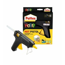 Pistole lepicí Pattex Hot starter set vč. 6 patron, 11mm