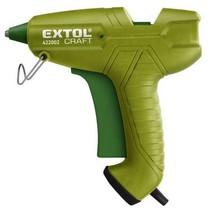 Pistole tavná lepící, EXTOL CRAFT - 11mm, 65W