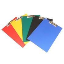Podložka psací s klipem,lamino - A4 Mix barva