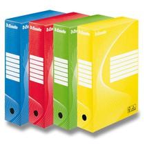 Archivační krabice Esselte - 80mm