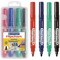 Značkovač Centropen FLIPCHART 8550