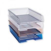 Kancelářská zásuvka, odkladač, transparentní PVC