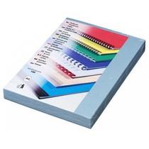 Desky kartonové Delta A4 světle modré, 100ks