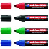 Popisovač průmyslový permanentní Edding 390 - 5ks