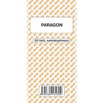 Samopropisovací paragon, 50 listů