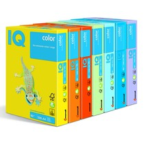 Barevný papír IQ COLOR intenzivní A4 160g, 250listů