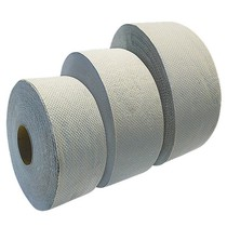 Toaletní papír Jumbo - 23cm, šedý, 1 vrstva, 6ks