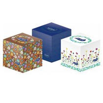 Kosmetické utěrky Harmony Cube box