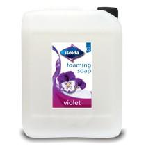 Isolda pěnové mýdlo VIOLET - 5l