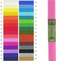 Krepový papír KOH-I-NOOR 9755 - 03, růžový