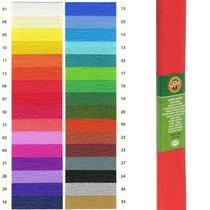 Krepový papír KOH-I-NOOR 9755 - 06, světle červený