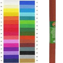 Krepový papír KOH-I-NOOR 9755 - 22, světle hnědý